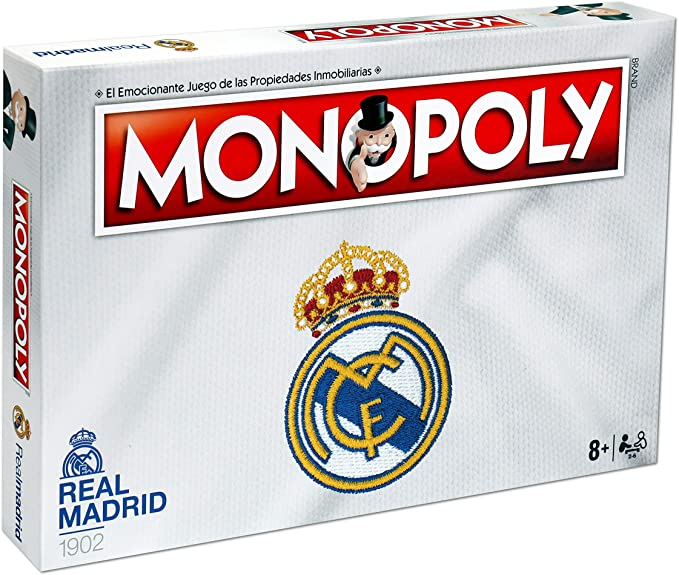 Monopoly Real Madrid CF