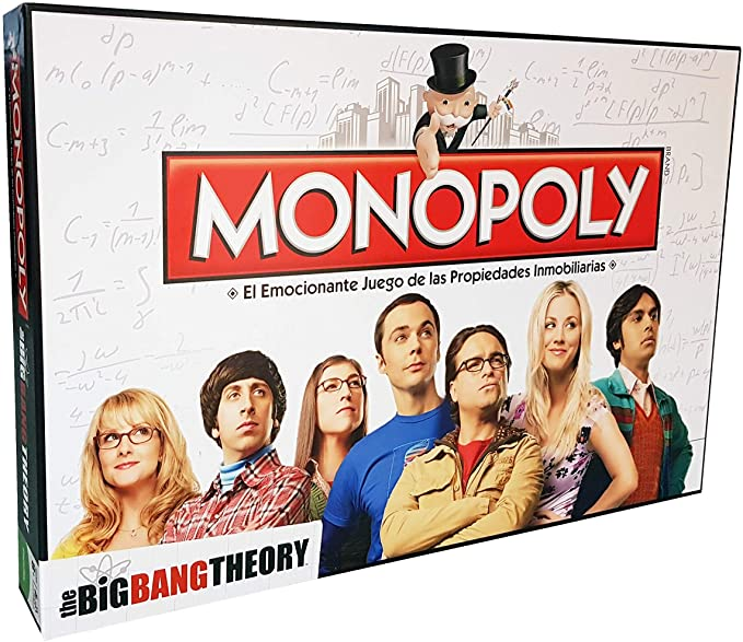 Monopoly The Big Bang Theory