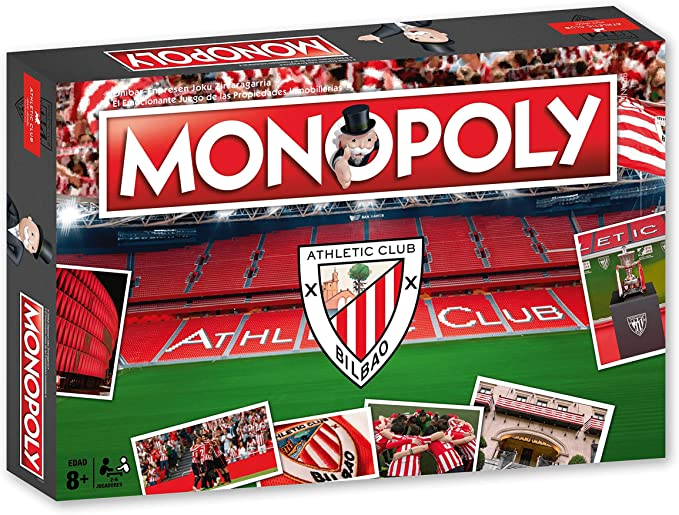 Athletic Club Bilbao Monopoly