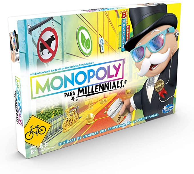 Monopoly- Millenials