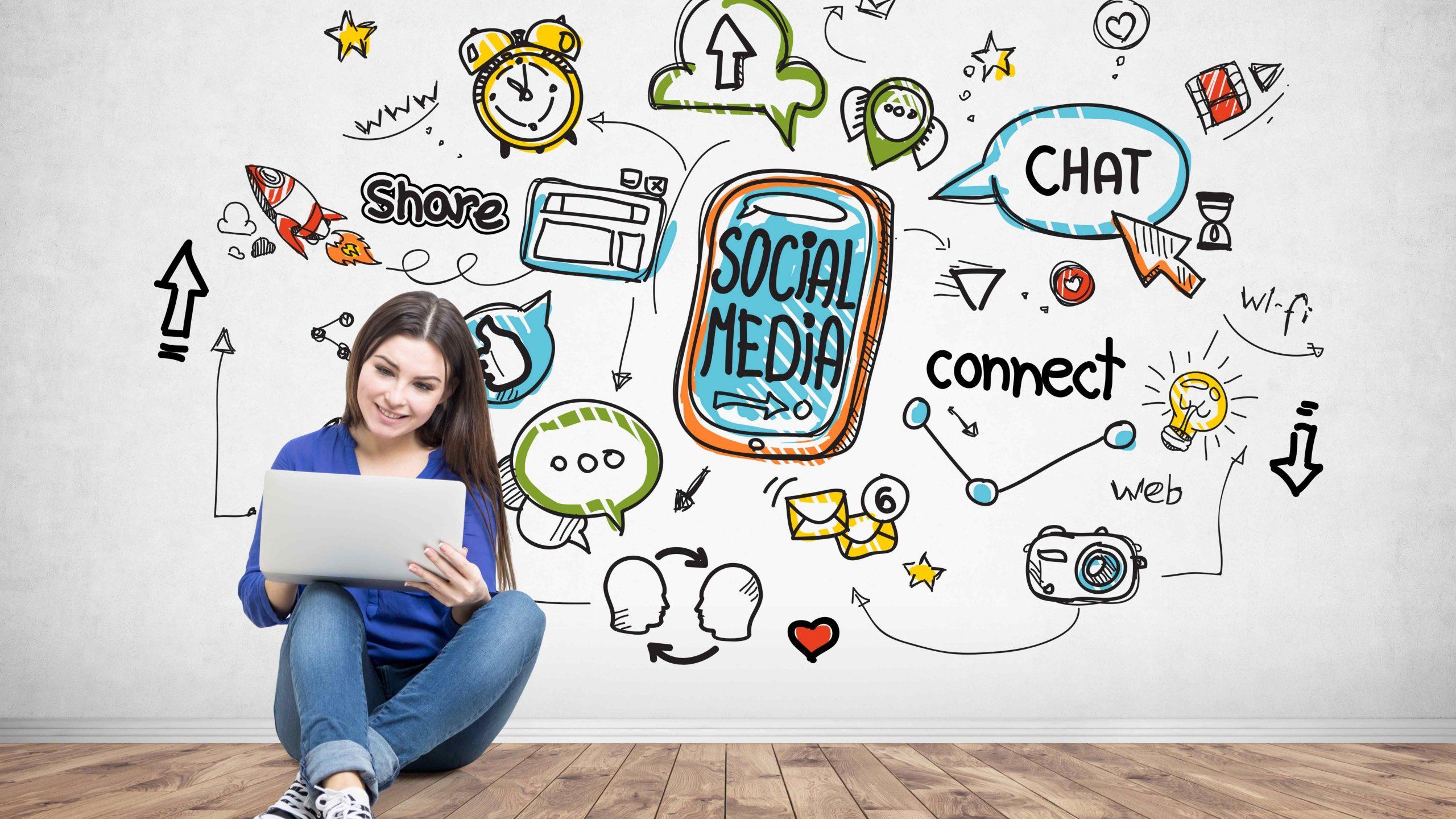 Redes Sociales- Social Media
